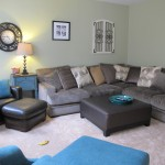 Huge Family Room Reveal:  Re-Do of ALL FURNITURE