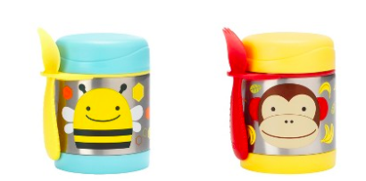 For Your Kiddo's Lunchbox:  Skip Hop Zoo Stainless Food Jar