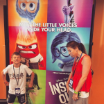Pixar's Inside Out: A Review {Coming June 19th}