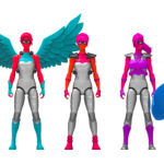Girls with Superpowers:  I Am Elemental Action Figures For Girls #BBNYC #SweetSuite15