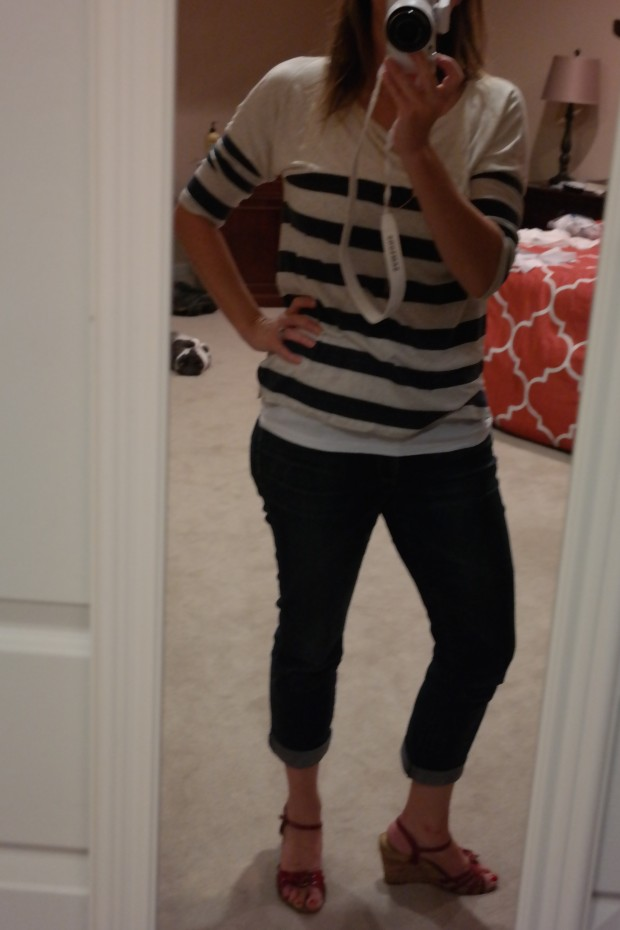 Stitch Fix Nalli Knit Top