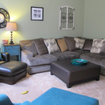 5 Months Later: My Raymour & Flanigan Family Room & What's Next
