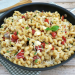 Tasty Recipe:  Roasted Caprese Pasta
