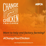 Join the #ChangeYourChicken Movement