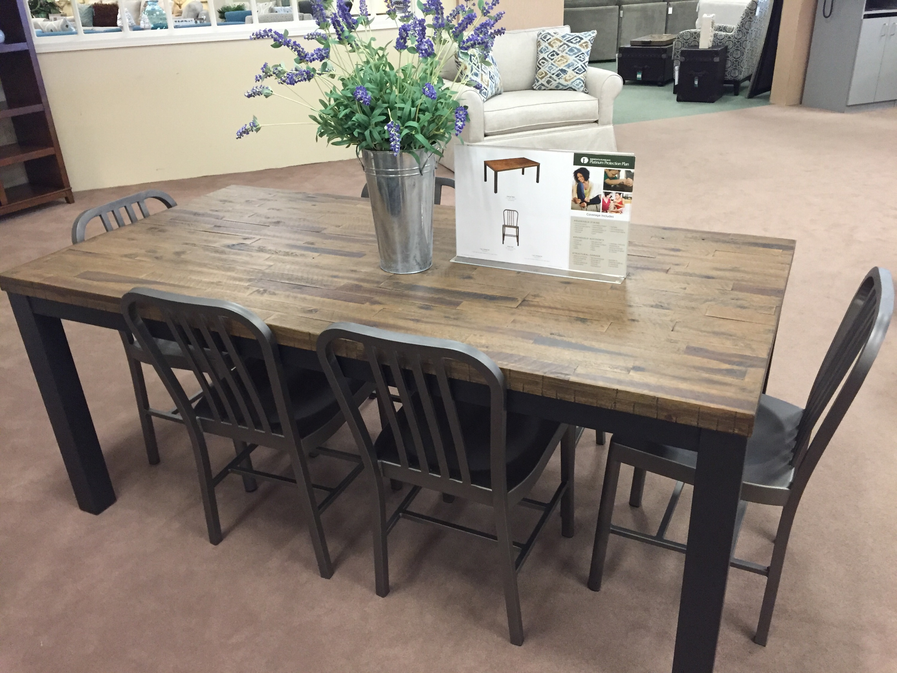 Shopping for My New Dining Room at Raymour & Flanigan #RFBloggers ...