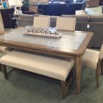 Shopping for My New Dining Room at Raymour & Flanigan #RFBloggers