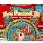 Eye Found It!: A Cute Game for Kiddos Who Like Hidden Picture Games