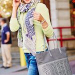 Hudson Tote in Slate Gray – 50% Off (Normally $178, $89 for 24 Hours)