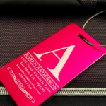 $5 Luggage Tag Deal on Groupon