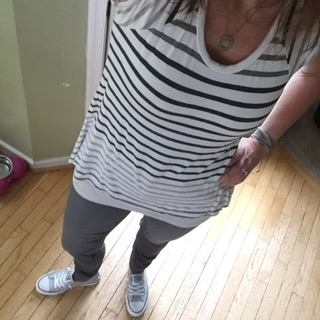 Fashion Friday:  Goin' Gray