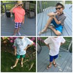 My Guy Styling some Fun Outfits with Crazy 8 #Crazy8Kid