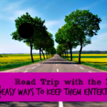 10 Easy Road Trip Activities for Kids