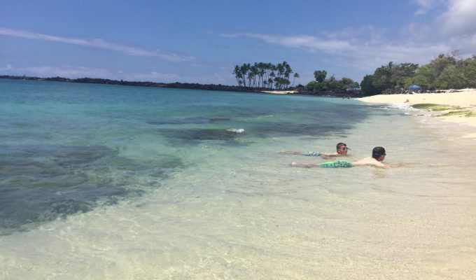 The Big Island of #Hawaii with Kids {Part One}