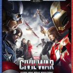 Releasing Next Tuesday – Captain America: Civil War