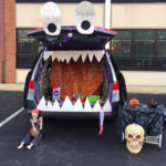 10 Trunk or Treat Ideas You'll Wish You Thought Of #Halloween