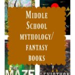Fantasy Young Adult Epic Book List for Middle School Readers