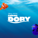Finding Dory on Digital Download {Plus Free Download of Matching Game}