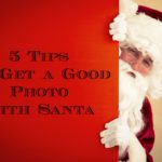 5 Tips for Getting a Great Photo with Santa at the Mall