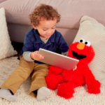 Elmo's Gone 2016 with the Love2Learn Elmo