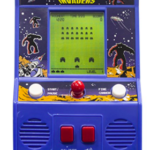 Take a Walk Down Memory Lane with these Handheld Mini Arcade Games