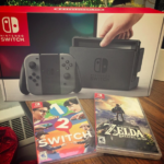 Score!  I Waited In Line This Morning & Got the Nintendo Switch! #NintendoSwitch