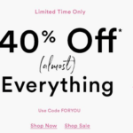 40% Off at Ann Taylor: My Fav Picks