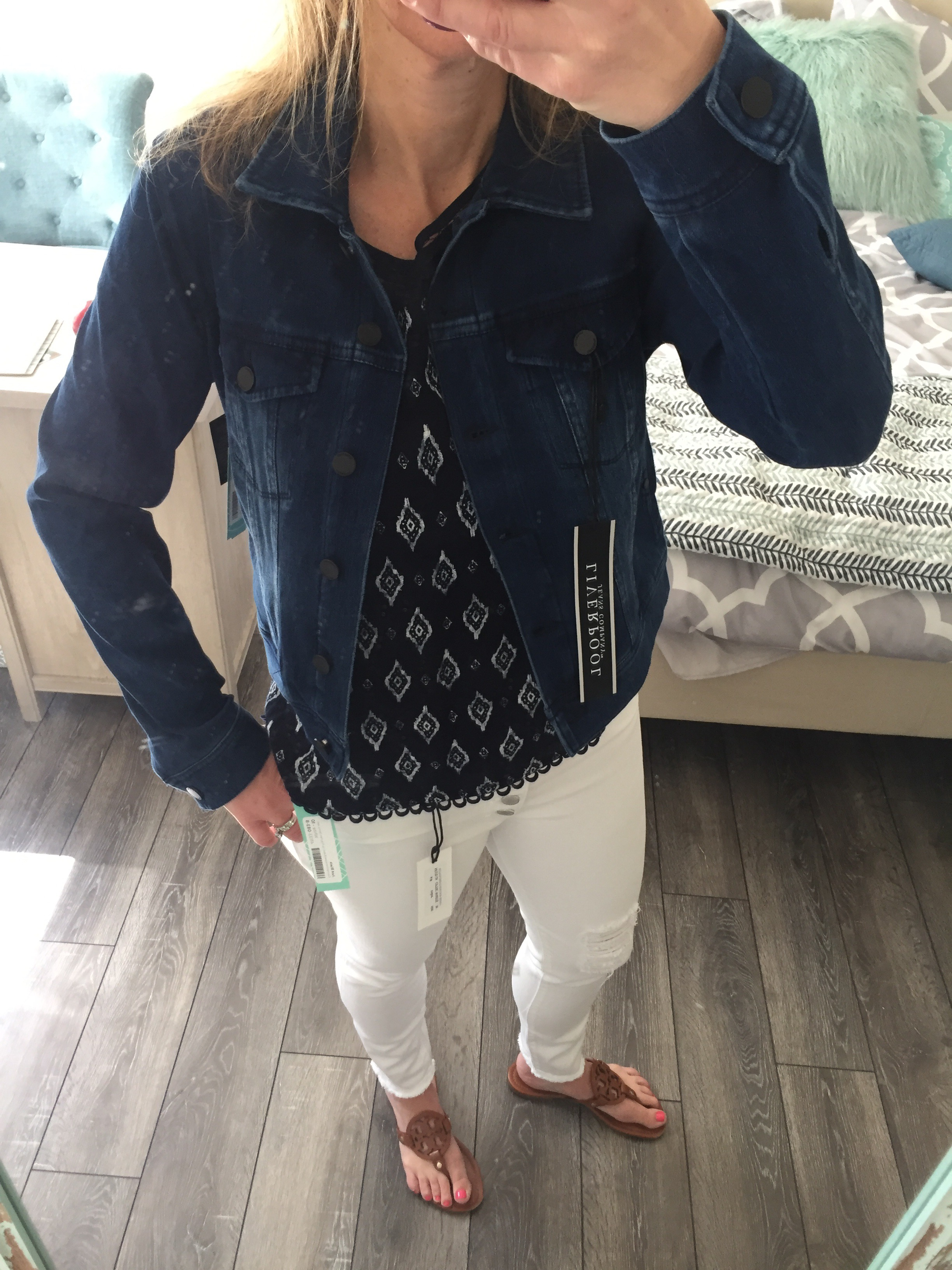 I Decided To Give Stitch Fix Another Go Box 13 A Year