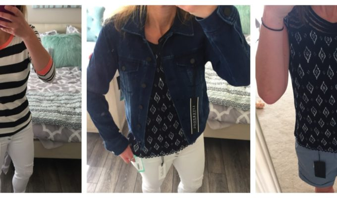 I Decided to Give Stitch Fix Another Go… Box #13, A Year After My Last One