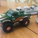 Fun for Collectors:  The 2017 Hess Trucks are Minis!