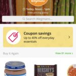 Home Grocery Delivery via Instacart is my New Best Friend