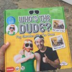 Funny Party Game Good For Lots of Laughs: Who's the Dude