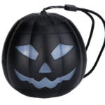 Portable Glow-in-the-Dark Pumpkin Bluetooth Speaker: Perfect for Halloween