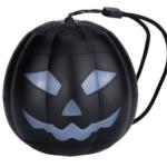 Portable Glow-in-the-Dark Pumpkin Bluetooth Speaker: Perfect for Halloween