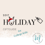 Holiday Gift Guide: 10 Gifts for College Kids