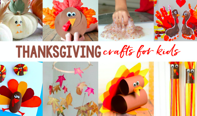 26 Thanksgiving Crafts for Kids