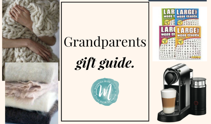Holiday Gift Guide: 10 Gifts for Grandparents