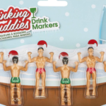 Drinking Buddies Wine Charms: Best Stocking Gift EVER