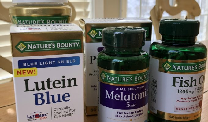 Growing Old & Staying Inspired to Remain Healthy @NaturesBounty #BetterOffHealthy #AD