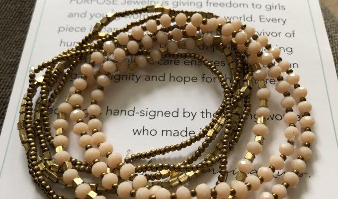 PURPOSE Jewelry: Granting Freedom to Women Around the World