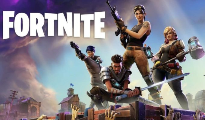 Fornite coming to the Nintendo Switch
