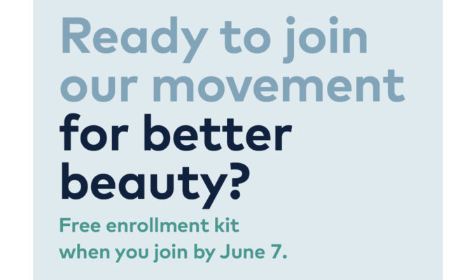 Totally Just Joined Beautycounter – Join Me?  Free Enrollment Today!