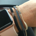 Just a Touch of Bling: Bracelets from Shame on Jane