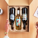 $22 off your First 4-Bottles of Wine with @Winc
