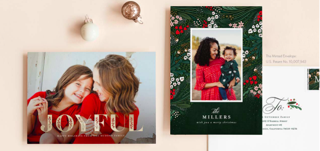 Coupon Codes for Your Holiday Cards (One for 70% Off!) #BlackFriday #CyberMonday