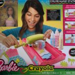 Barbie Crayola Review