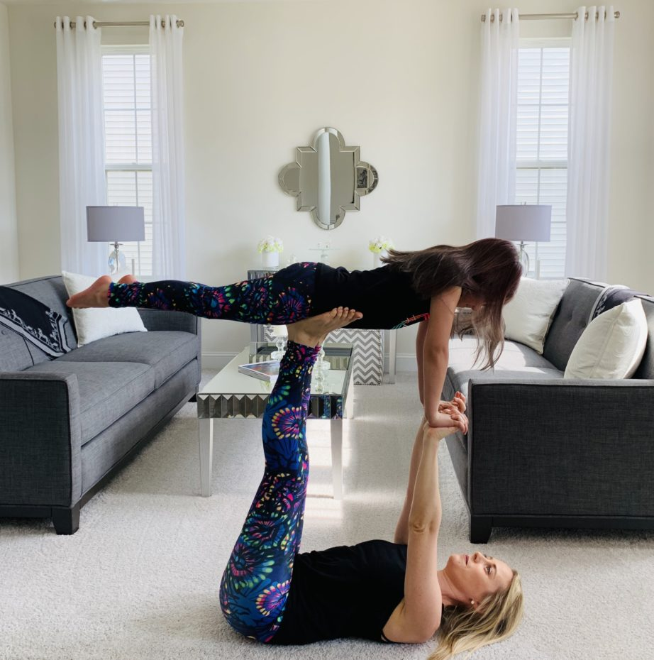 MOMMY AND ME YOGA PANTS